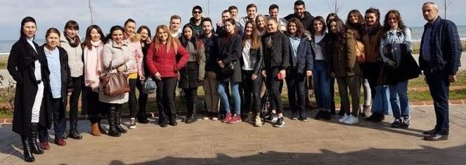 International Exchange Students Orientation Programme в Ondokuz Mayıs University
